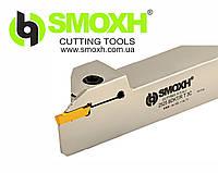 Резец  1616 BDKT T2C t max:18 токарный канавочный - отрезной SMOXH с мех. креплением пластин