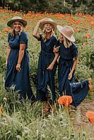 Одинаковые платья для подруг невесты цвет на выбор ! Размер от ХС-10ХХЛ, фото 1
