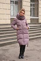 Зимний пуховик со снудом Невада зима 2020. р 54 - 56. ТМ Nui Very  Украина, фото 1