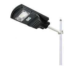 Уличный светильник LED на солнечной батарее FOYU 30W Черный (FO-5930)
