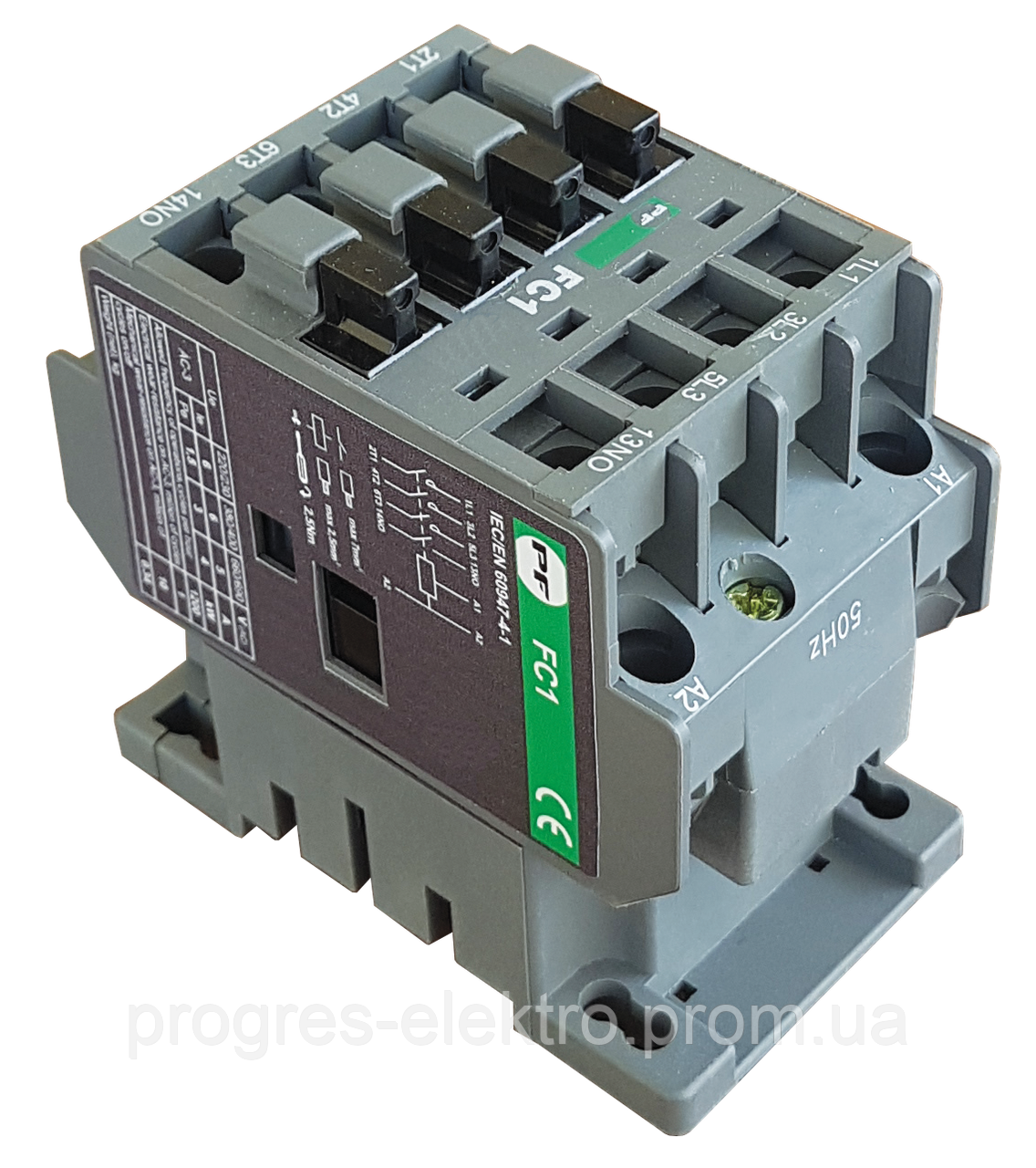ПММ-1/16 Магнитный пускатель 16А FC1 Promfactor