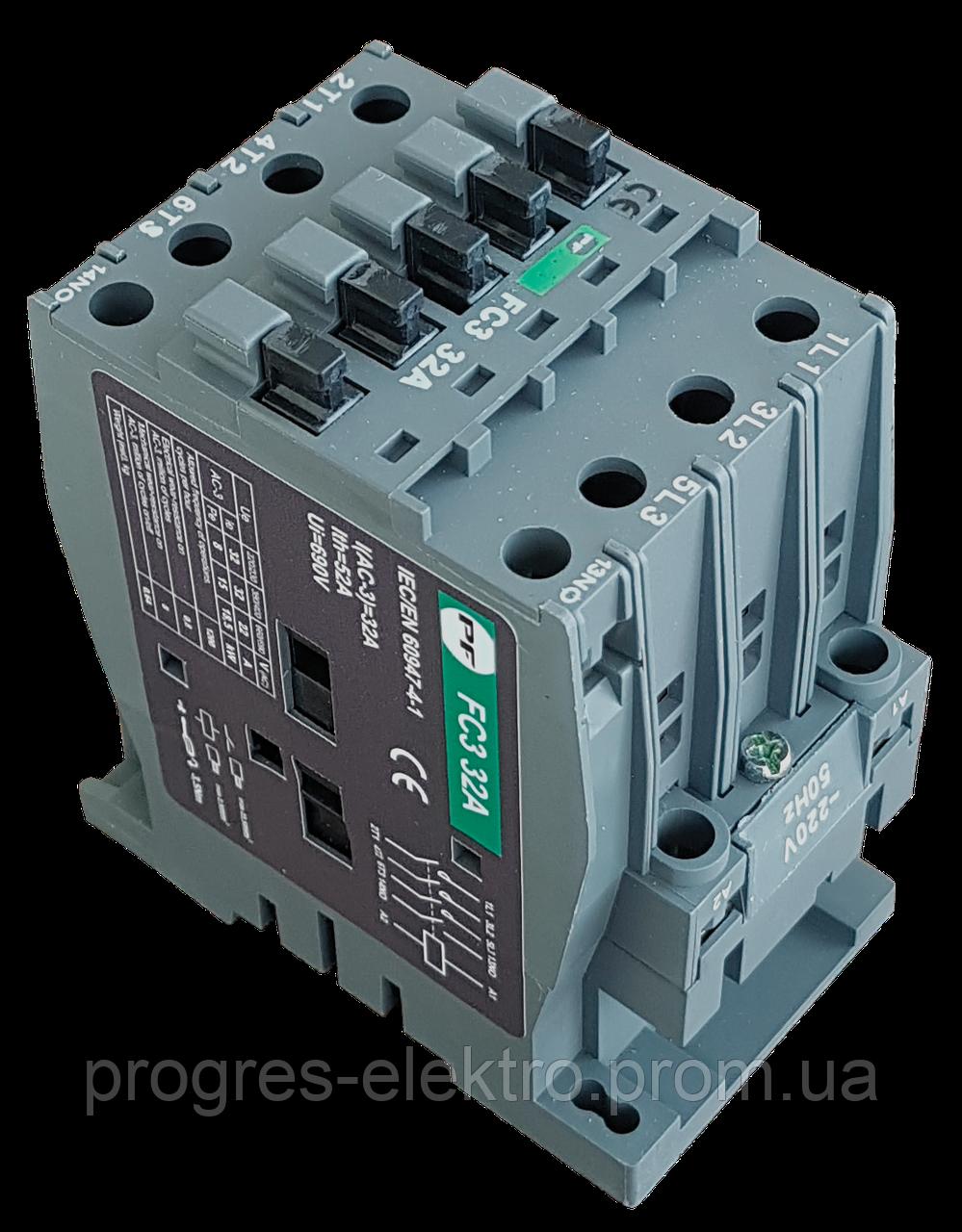 ПММ-3/32 Магнитный пускатель 32А FC3 Promfactor