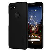 Чехол Spigen для Google Pixel 3a XL -Thin Fit, Black (F22CS26480)