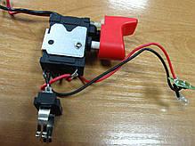 Кнопка аккумуляторного шуруповерта 1820, фото 3
