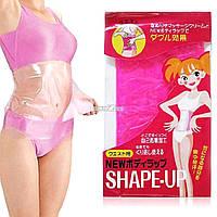 Плівка сауна Shape-up Belt для схуднення в зоні стегон / Пленка сауна для похудения бедер Шейп Ап Белт.
