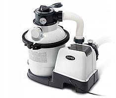 Песочный насос-фильтр Intex 26644 Sand Filter Pump