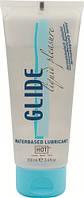 Вагинальная смазка на водной основе HOT GLIDE 100мл