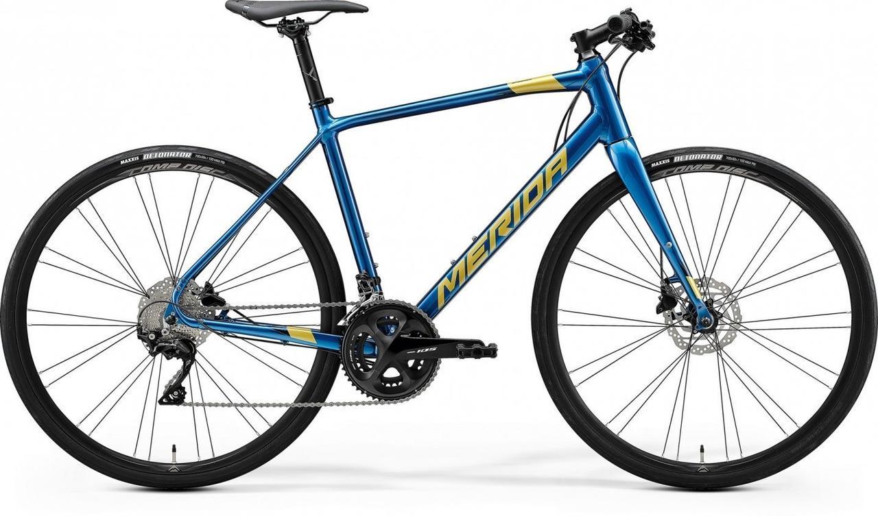 Велосипед  Merida SPEEDER 400  2020