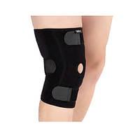Бандаж на коленный сустав разъемный со стальными шарнирами