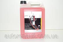 Жидкость стеклоомывателя -20ºС 5л. RENAULT (Оригинал) 7711238976