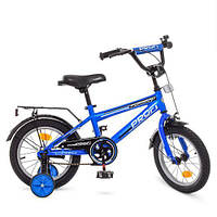 Велосипед детский Profi T1473 Forward синий