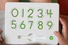 Магнитная доска Kid O для изучения цифр от 0 до 9 (10347), фото 3
