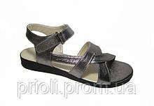 Женские сандалии оптом на низком ходу кожа
