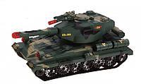 Радиоуправляемый Боевой танк 9354 (зеленый) КК