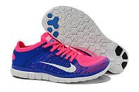 Женские беговые кроссовки Nike Free Run Flyknit 4.0 Р. 36 38 39