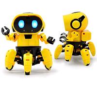 Интерактивный робот конструктор Tobbie Robot