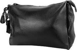 Сумка женская Vito Torelli 8218 кожаная черная.