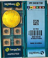 SPMT 120408 RBE TT7800  TaeguTec  пластина твердосплавная фрезерная