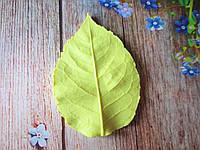 """Молд """"Лист розы"""" (р-р 9,8х6,5 см)"""