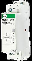 Модульный контактор MCF3 2p 16A 2NC 230V Promfactor