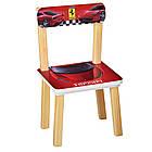 Детский стол с двумя стульчиками Bambi 501-47 Феррари, фото 2