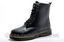 Осенние Ботинки в стиле Dr. Martens, Black, фото 2