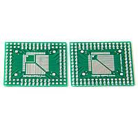 TQFP QFP 32-100 на DIP 32-100 переходник адаптер