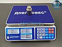 Весы торговые электронные — Днепровес (ВТД-СЛ1), фото 2