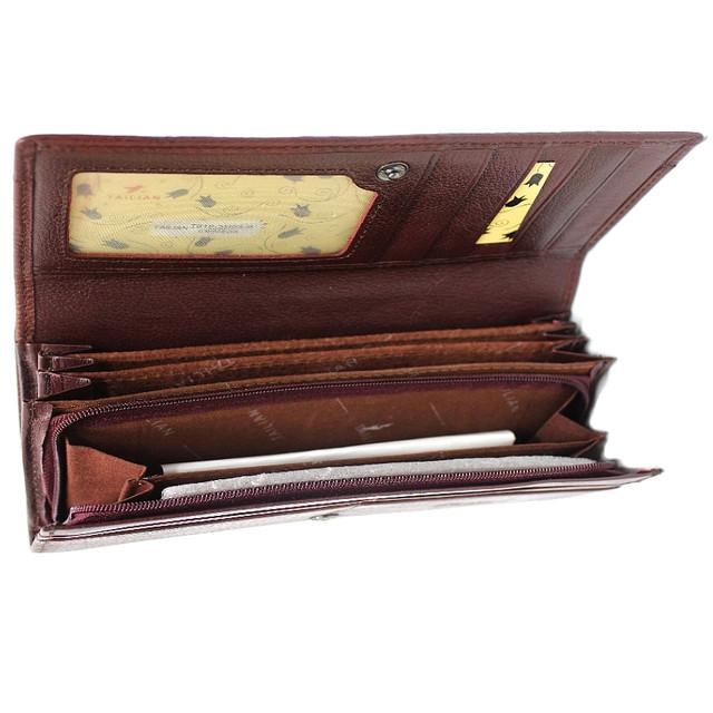 Женский кошелек из натуральной кожи Tailian YR T816