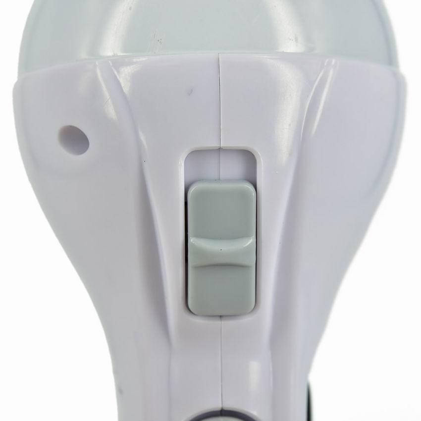 Лампа фонарь для палатки кемпинга 5Вт солнечная панель батарея + 220В 3