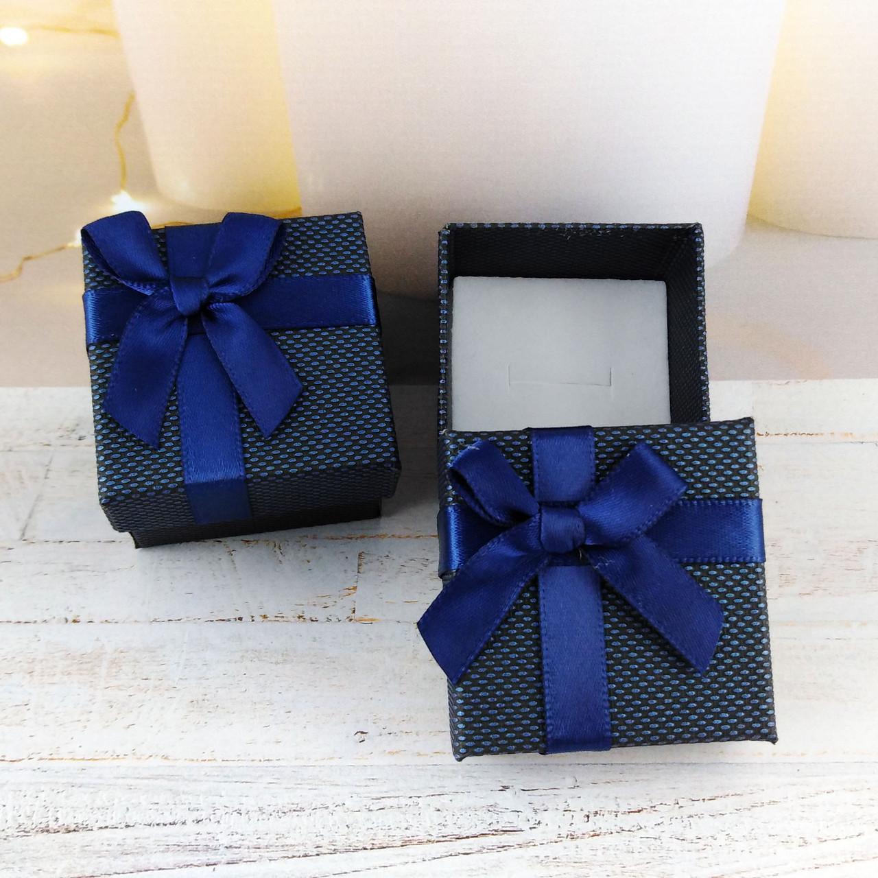 Подарочная коробочка STYLE Синяя