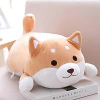 Шиба Ину мягкая игрушка-подушка 50см