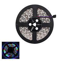 5м лента светодиодная, 300x 5050 SMD LED, RGB