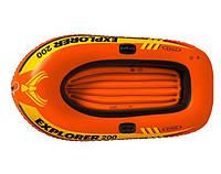 Надувная лодка Intex 58330 Explorer 200, 185 х 94 х 41 см