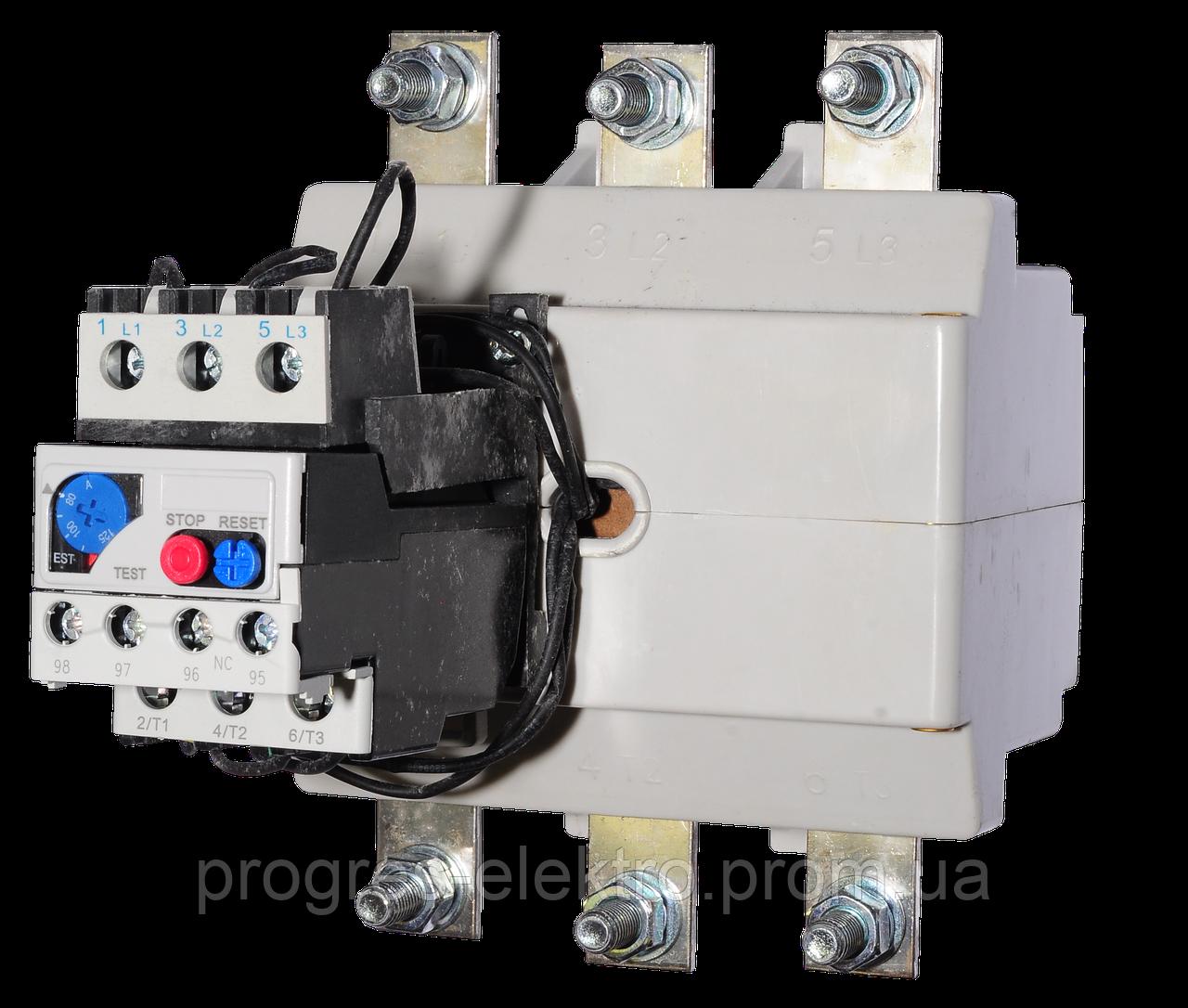 Тепловое реле FTR 2М-200 100-160А Promfactor