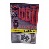 """Книги сейф """"London"""" 24,5 см с замком, фото 2"""