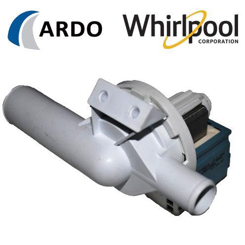 Насос для стиральной машины Ardo 518000706 (С корпусом, 35 Вт)