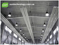 Потолочные излучающие панели Zehnder, панели лучевого отопления, инфракрасное отопление