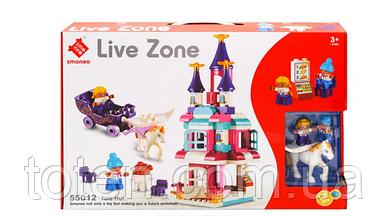 Конструктор для малюків LIVE ZONE 55012 Smoneo 101 великих дет (20)