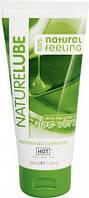 Гель-смазка на водной основе HOT nature lube Aloe Vera 100 мл