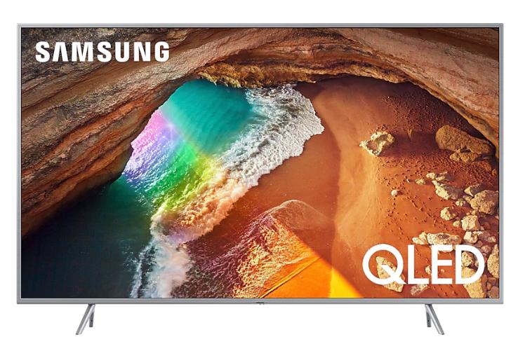 Телевизор LED SAMSUNG SMART TV QLED QE55Q67RAT