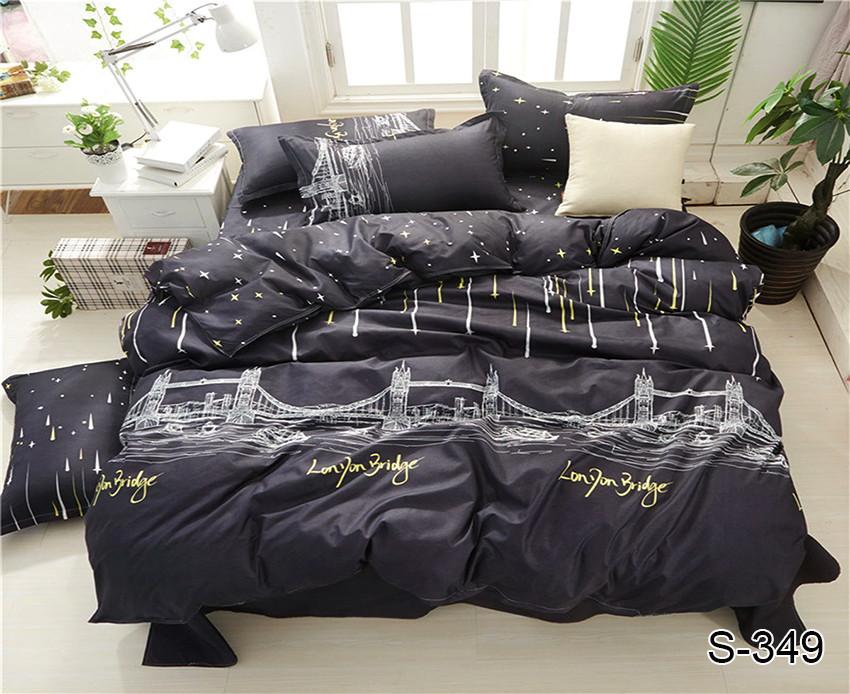 Комплект постельного белья с компаньоном S349