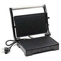 Контактный прижимной электрический гриль Domotec MS 7708 Pro 1000Wсэндвичница