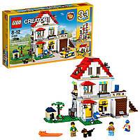 Lego Creator 31069 Загородный дом 3в1