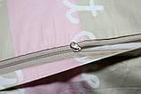 Комплект постельного белья с компаньоном S343, фото 6