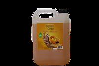 Жидкое мыло для рук 5 л апельсин Golden Clean канистра