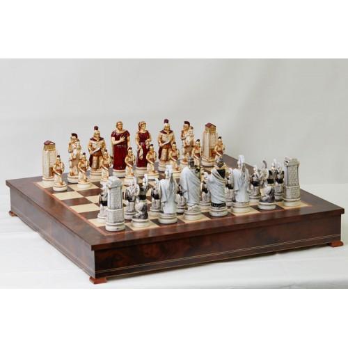 Эксклюзивные подарочные шахматы