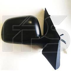 Левое зеркало Рено DOKKER/LODGY механический привод; без обогрева; выпуклое / RENAULT DOKKER/LODGY (2012-)