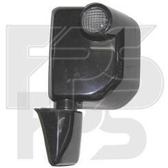 Левое зеркало Тойота FJ CRUISER 06-09 электрический привод; без обогрева; выпуклое; с указ. поворота; без подсветки / TOYOTA FJ CRUISER (2006-)