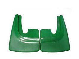Брызговики Azard зеленые